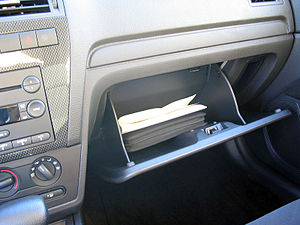 SOURCE:  http://en.wikipedia.org/wiki/Glove_compartment